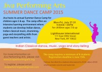 Summer Dance Camp 2015