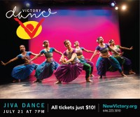 Jiva Dance performs Off-Broadway in Victory Dance Series