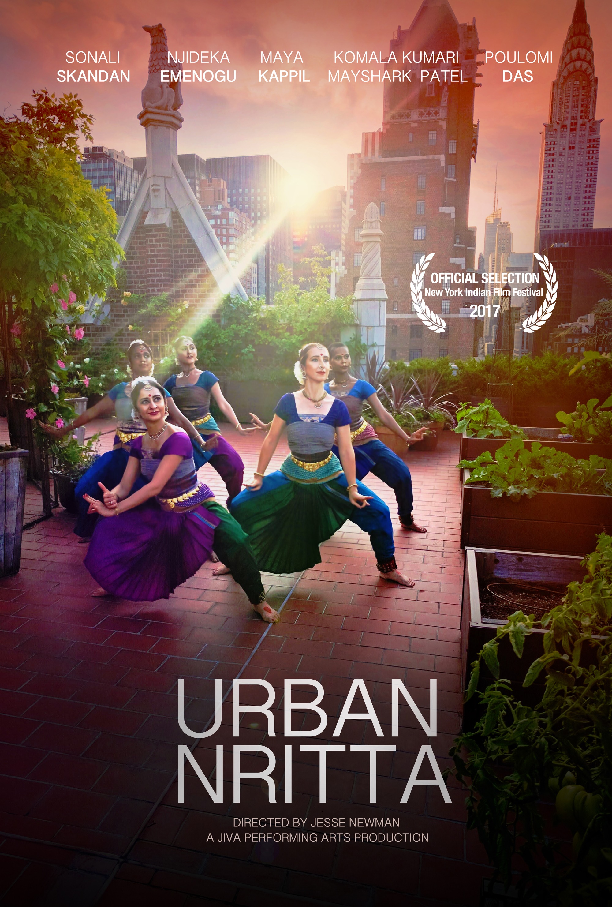 Urban Nritta Selected for the 17th New York Indian Film Festival